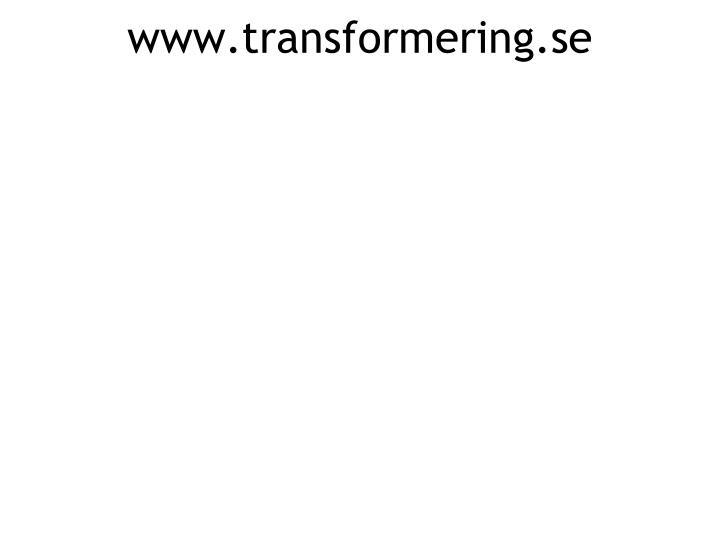 www transformering se n.