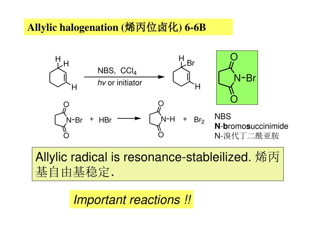 Ppt Chapter 4 Alkyl Halides 卤代烷 Nucleophilic