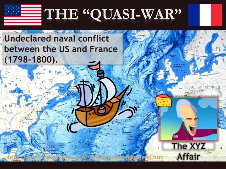 """The """"Quasi-War"""""""