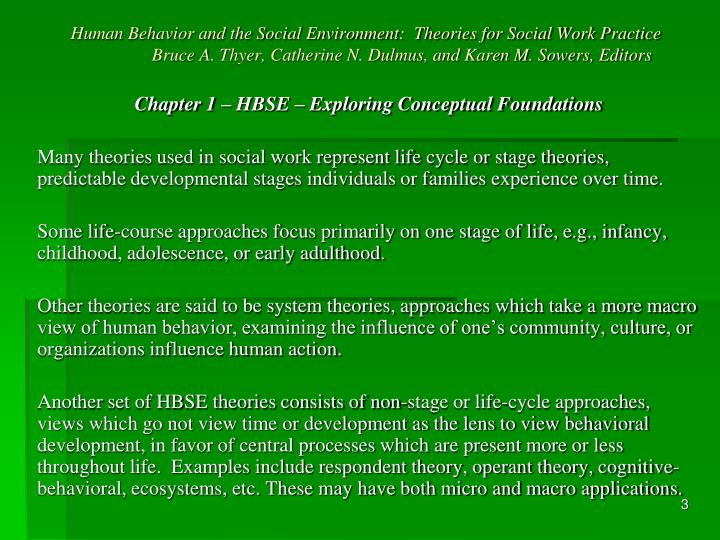 systems theory social work