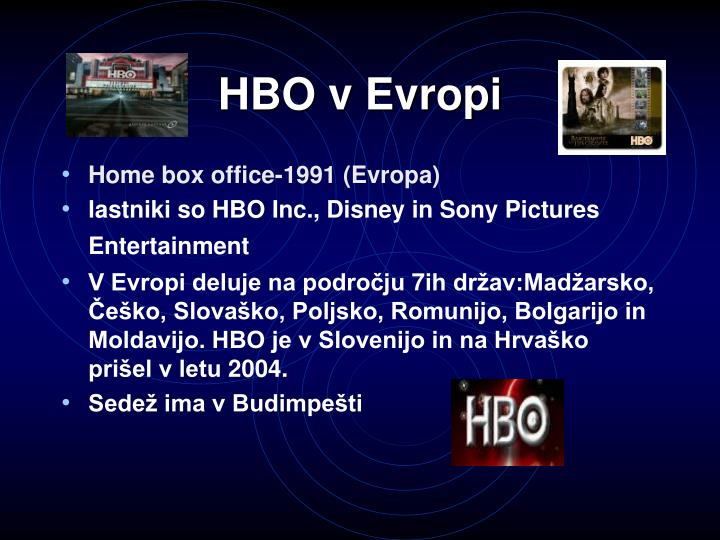 hbo ppt