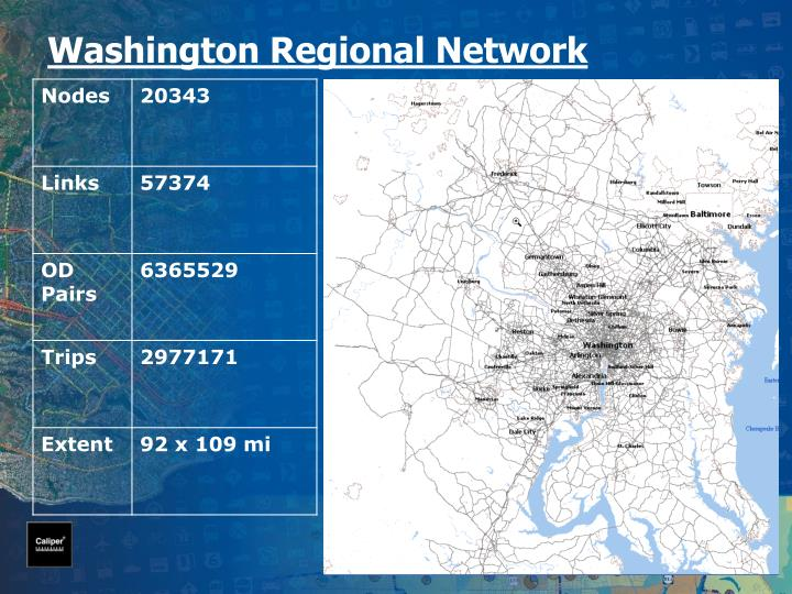 Washington Regional Network