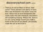 discoveryschool com cont d