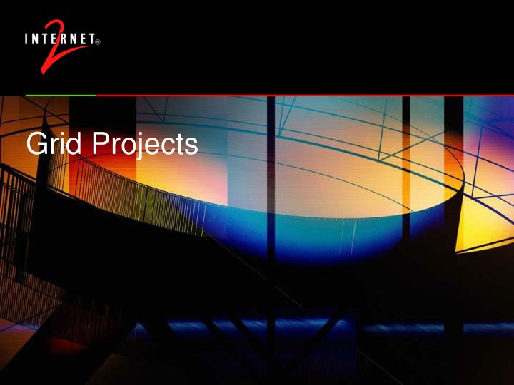 Grid Projects
