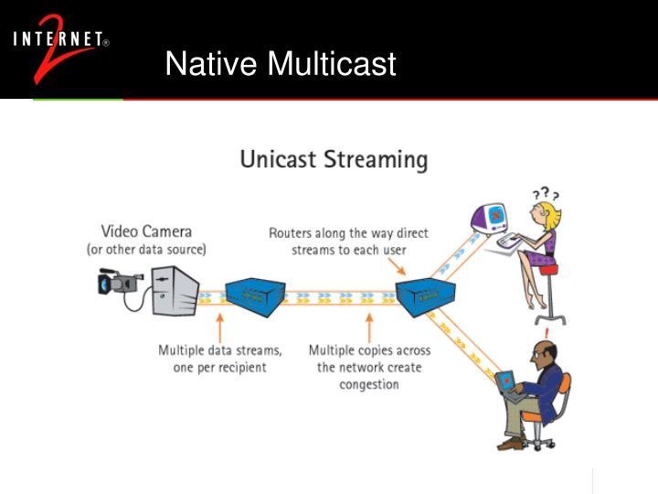 Native Multicast