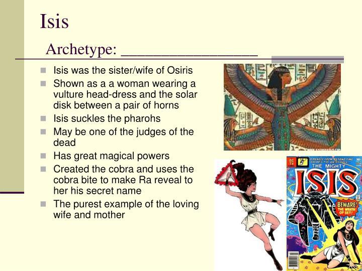 Isis archetype