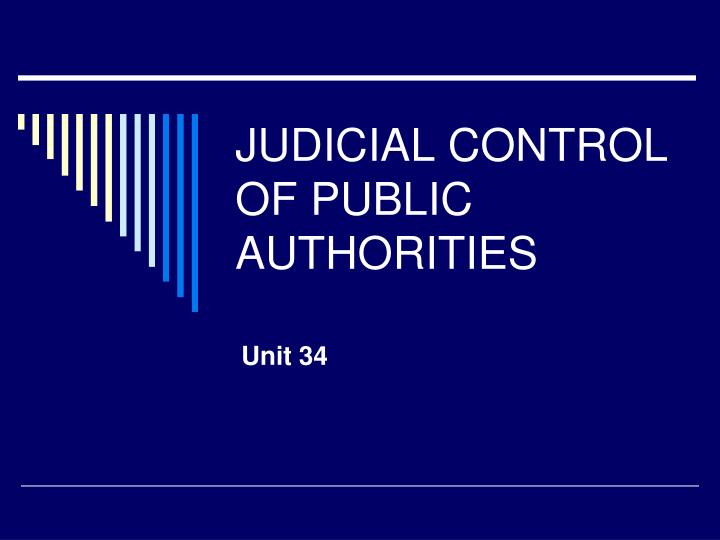 delegated legislation judicial review of
