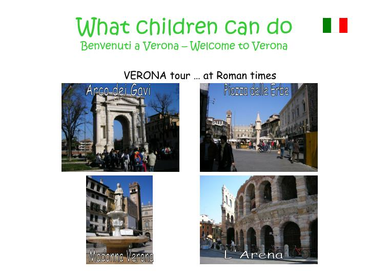 What children can do