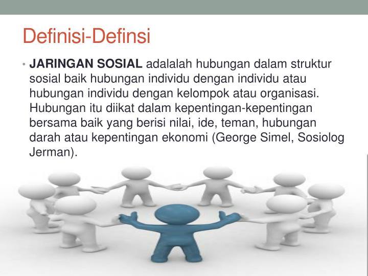 Definisi-Definsi