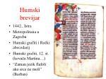 humski brevijar