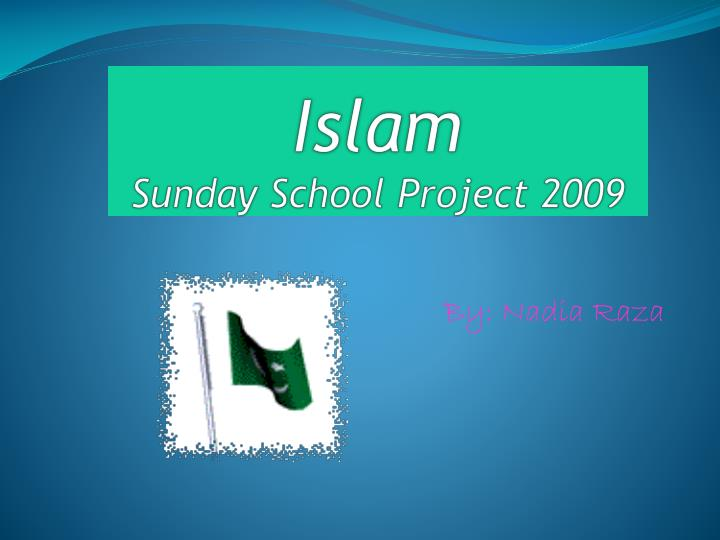 powerpoint for school project