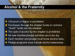 alcohol the fraternity1
