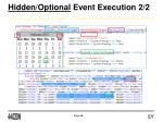 hidden optional event execution 2 2