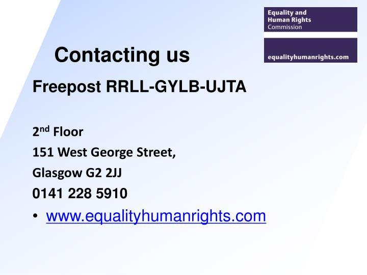 Freepost RRLL-GYLB-UJTA
