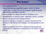 why sudan1