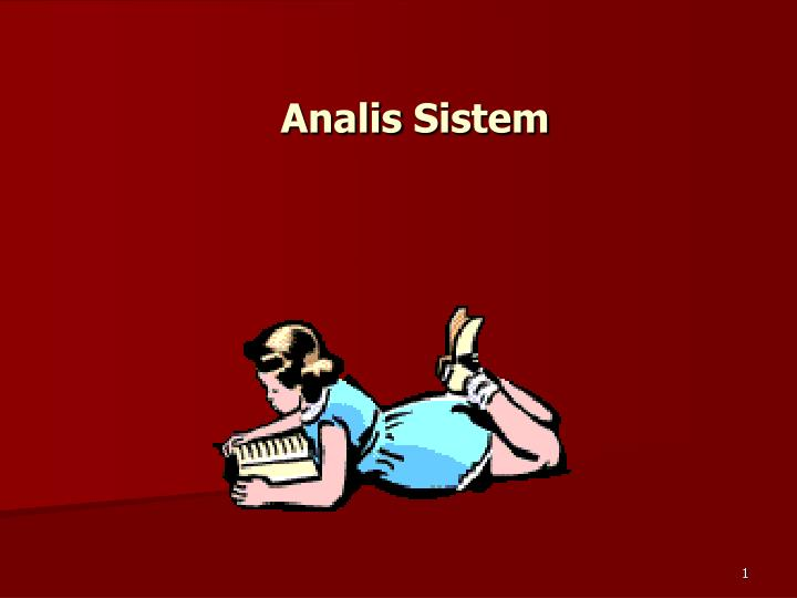 analis sistem n.