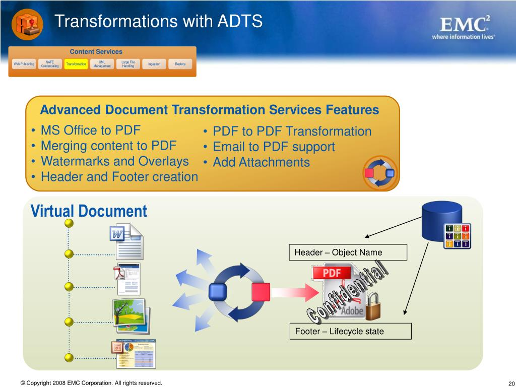PPT - EMC Documentum Compliance Manager PowerPoint