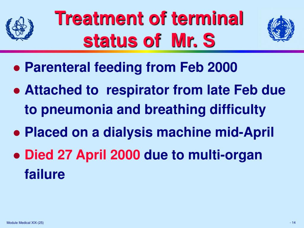 PPT - MEDICAL ASPECTS OF CRITICALITY ACCIDENT IN TOKAIMURA, JAPAN