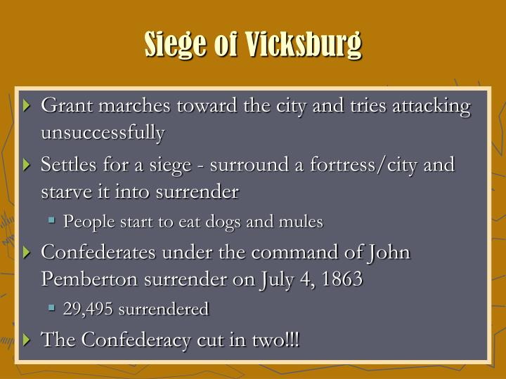 how to give a dog a haircut ppt the takes charge powerpoint presentation id 1863 | siege of vicksburg n