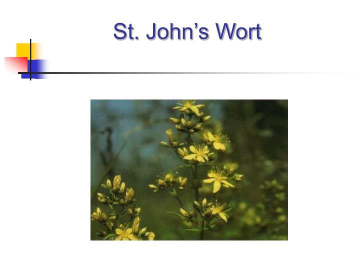 St john s wort
