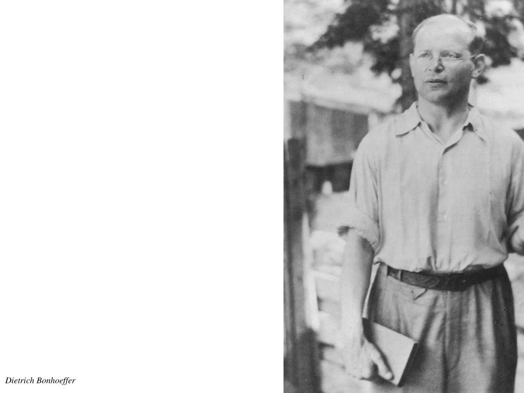 Dietrich Bonhoeffer PDF Free Download