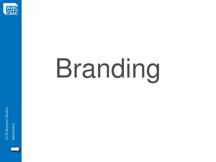branding n.