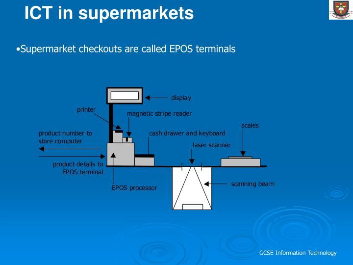 ICT in supermarkets