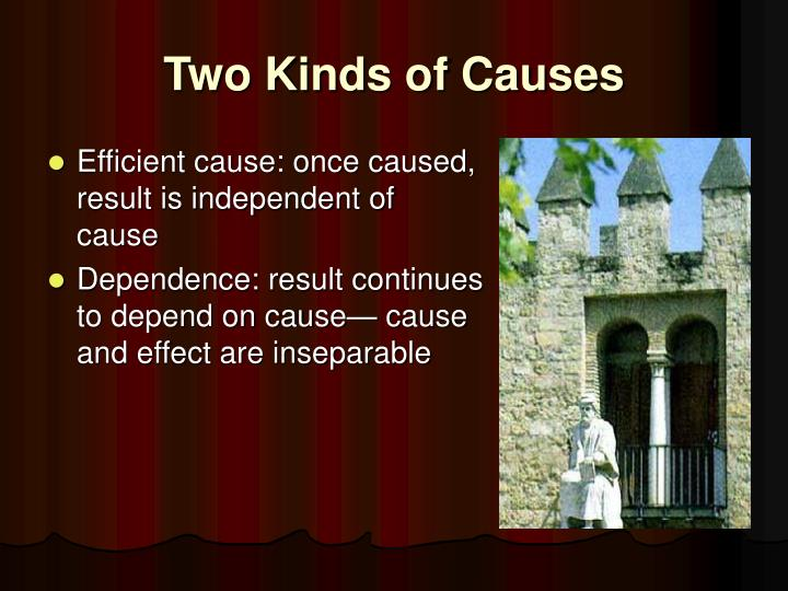 Two Kinds of Causes