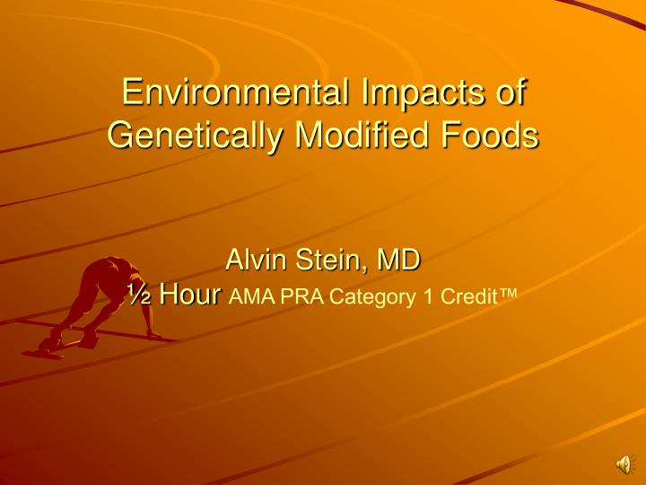 PPT - Overview of GMO Foods PowerPoint Presentation, free download -  ID:3570035