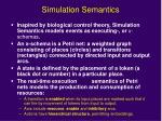 simulation semantics1