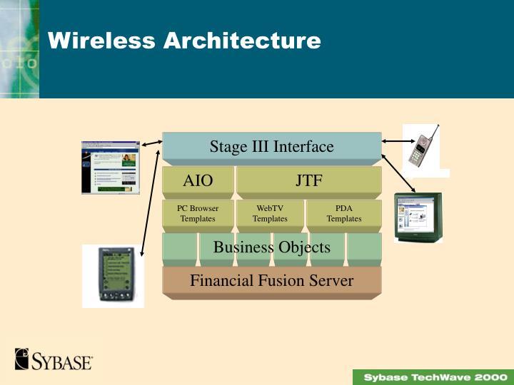 Wireless Architecture
