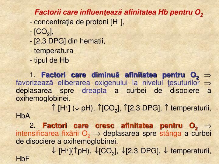 Factorii care influenţeaz