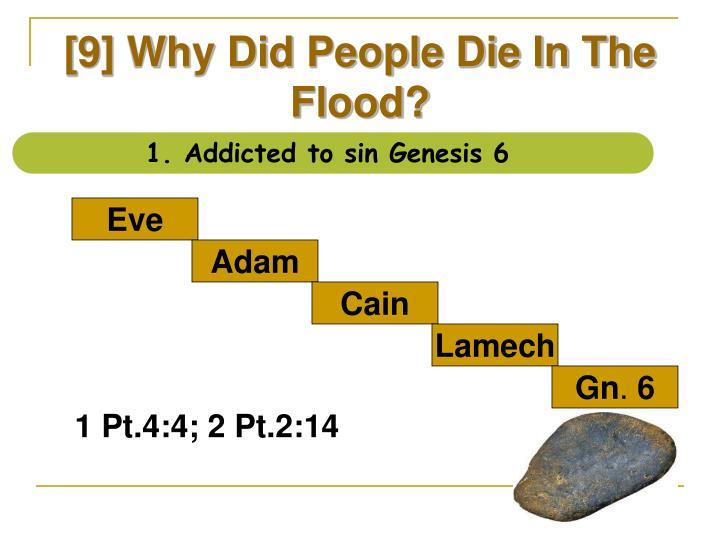 [9] Why Did People Die In The Flood?