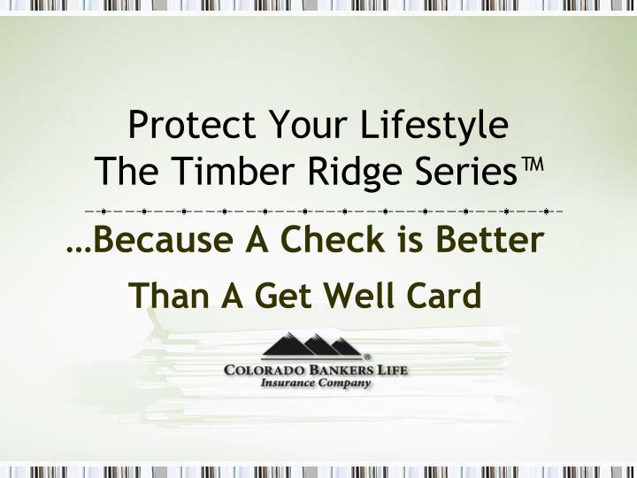 Protect Your Lifestyle