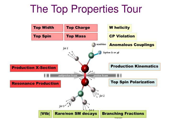 The Top Properties Tour