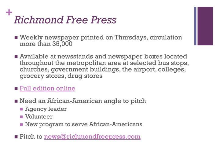 Richmond Free Press