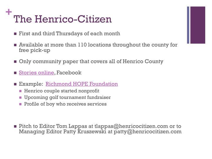 The Henrico-Citizen