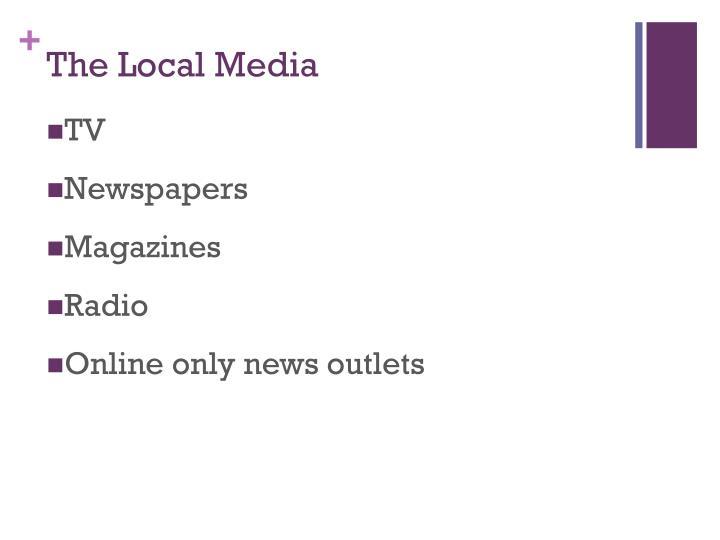 The Local Media