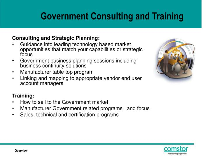 Government Consulting and Training