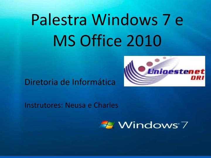 windows 7 n.
