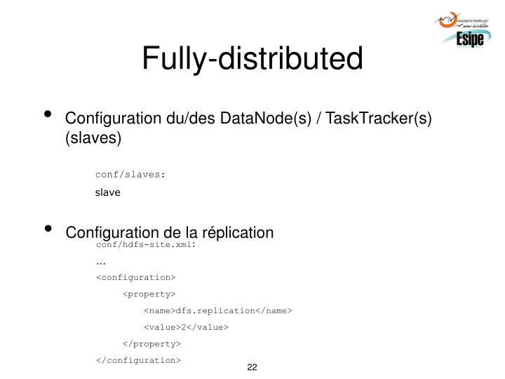 Fully-distributed