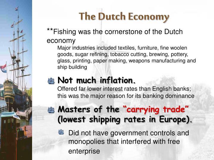 The Dutch Economy