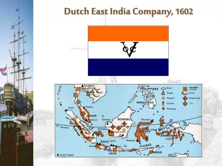 Dutch East India Company,
