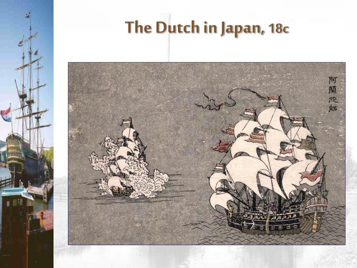 The Dutch in Japan,