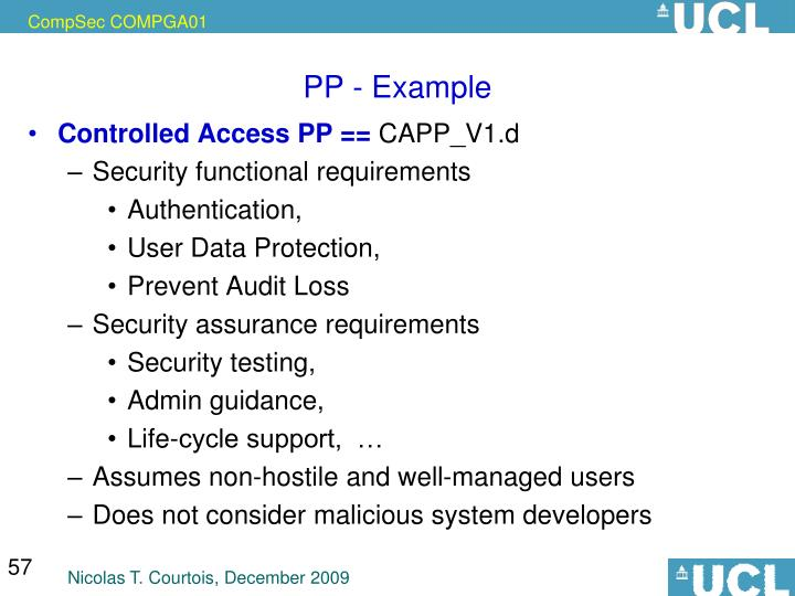 PP - Example