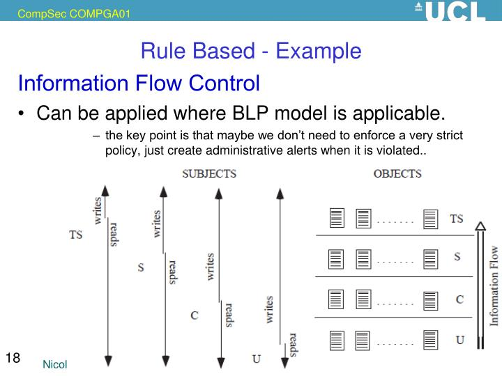 Rule Based - Example