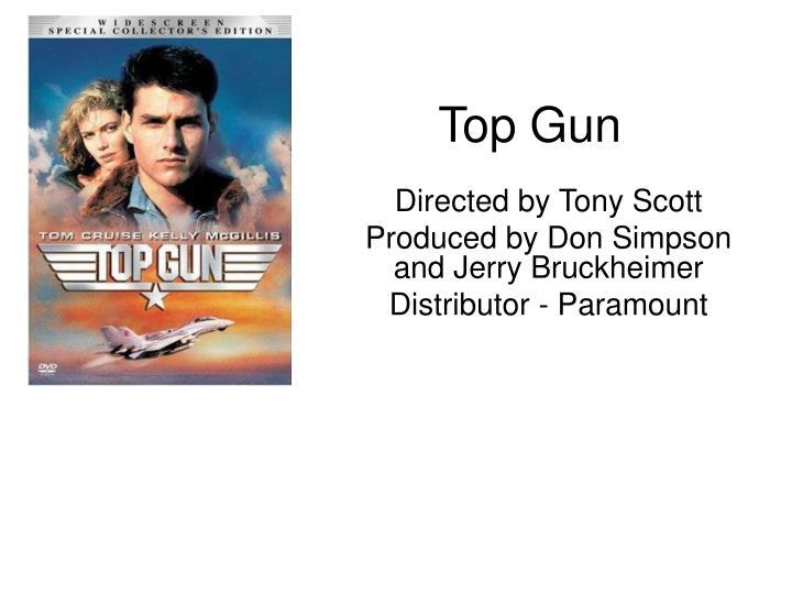 top gun n.