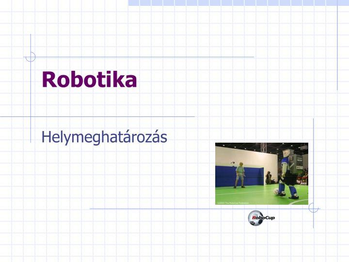 robotika n.