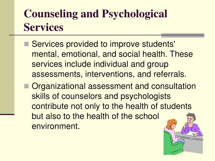 assessment in counseling and education intelligence Approved by the american school counselor association on september 21, 1998, and by the association for assessment in counseling on september 10, 1998 (1) the purpose of these competencies is to provide a description of the knowledge and skills that school counselors need in the areas of assessment and evaluation.