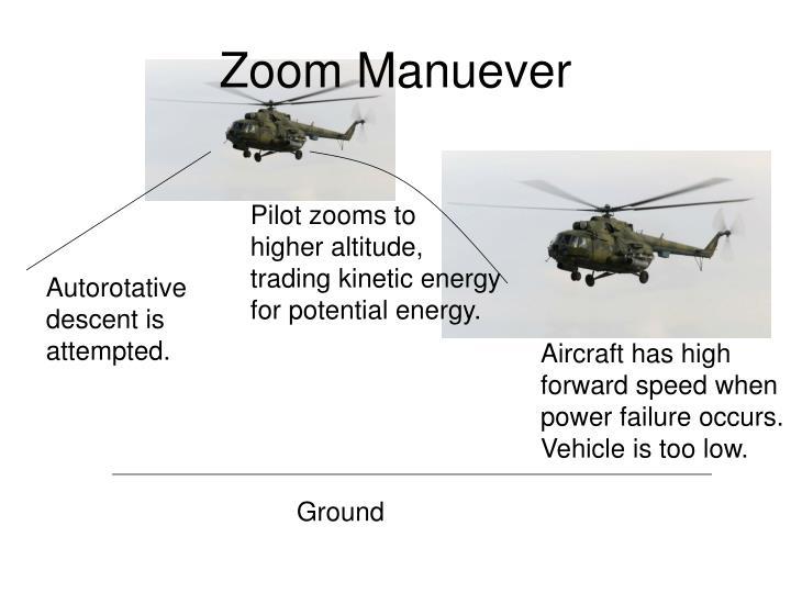 Zoom Manuever
